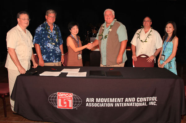 Air Movement And Control Association : News article